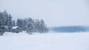 First Winter in Alaska